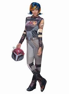 Star Wars Rebels Sabine Wren Kostüm