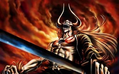 Ichigo Bleach Hollow Vasto Lorde Wallpapers Mask