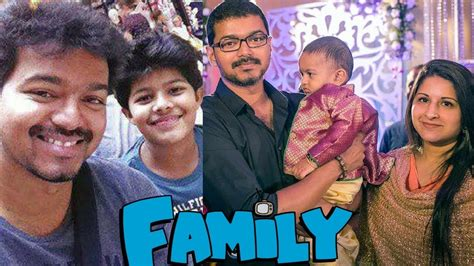 Family Photos Wife Sangeeta Sornalingam ★ Son