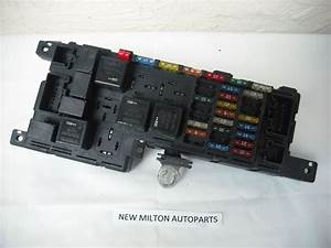 Volvo S60 S80 V70 Engine Bay Fuse Box Controller Petrol