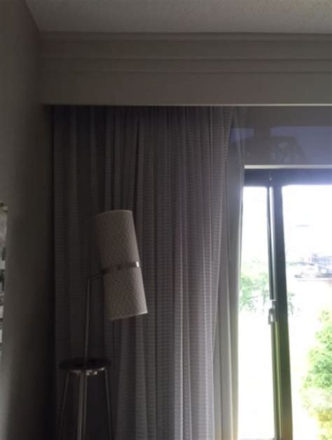 drapery tracks from the ceiling 11 best images about hotel curtains on ceiling