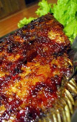Saya mah jarang banget masak voila! Resep Ikan Bakar Madu | Resep ikan, Ikan bakar, Resep panggang