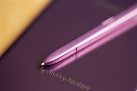 Samsung Galaxy Note 9 Review The Best Never Felt So Bland Pcworld