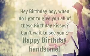 50 Birthday Wishes for Your Boyfriend | herinterest.com ...
