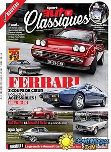 Sport Auto Classiques : sport auto classiques mai juin juillet 2017 no 4 download pdf magazines french ~ Medecine-chirurgie-esthetiques.com Avis de Voitures