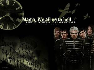 My Chemical Romance - My Chemical Romance Wallpaper ...