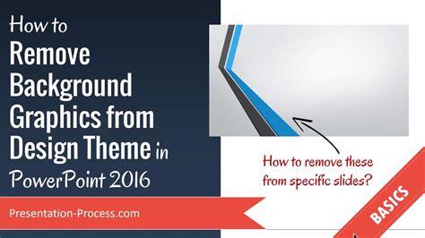 remove background graphics  design theme