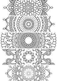 resultado de imagen para bookmarks to print rocio mandala ausmalen lesezeichen y