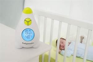 Charmant Thermometre Hygrometre Chambre Bebe #2 Babymoov