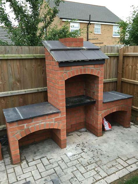 cool diy backyard brick barbecue ideas barbecues bricks