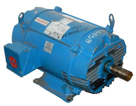Electric Motor Dealers by U S B530 7 5 Hp 1200 Rpm 200 Volts Odp 254t New