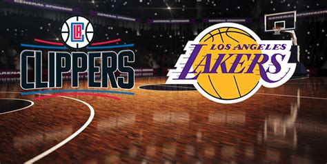 los angeles clippers  los angeles lakers  nba pick