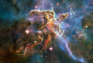 The Large Picture Blog: Within The Carina Nebula