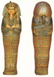 Egyptian Sarcophagus King Tut