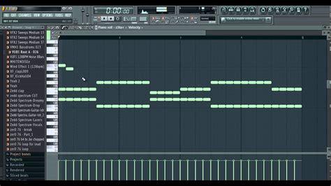 fl studio tutorial making progressive house chords youtube