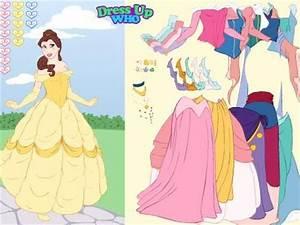 Vestir a las princesas de Disney ~ Juegos de vestir