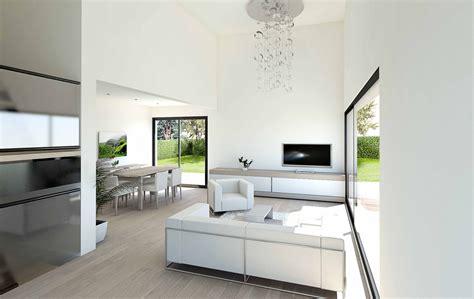 HD wallpapers interieur maison contemporaine photos