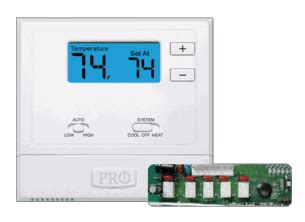 the wireless ptac thermostat pro1 iaq