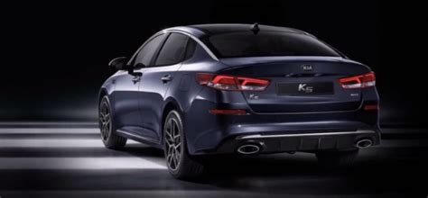 2019 Kia Optima  K5  Video Dpccars