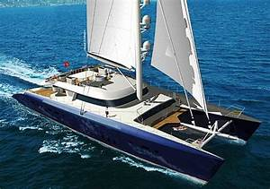 World39s Largest Luxury Catamaran Unveiled And It39s Yours