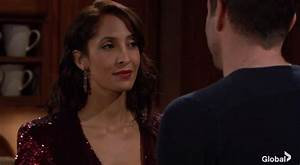 The Young And The Restless Spoilers Christel Khalil Talks