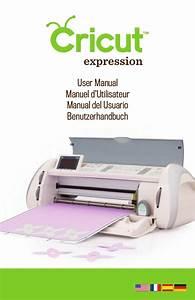 Cricut Expression User Manual
