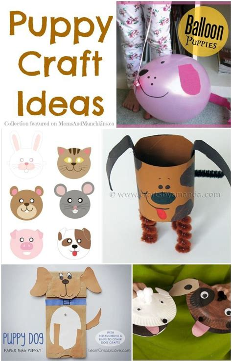 puppy crafts a collection of ideas dogs and cats 178 | 96240dfd3b55a0eb60ed91730db65a0a