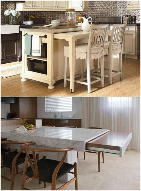 clever design idea  kitchen island   pull