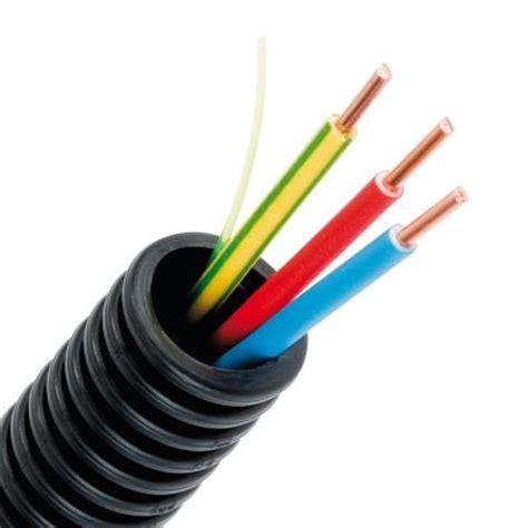 gaine exterieure pour cable electrique gaine pr 233 fil 233 e sur materielelectrique