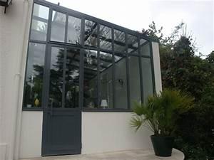 Veranda Style Atelier : photo v randa verri re atelier d 39 artiste hauts de seine 92 ~ Melissatoandfro.com Idées de Décoration