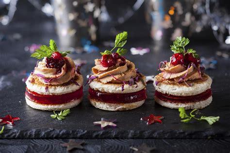quinze recettes festives de verrines toasts ou cakes pour