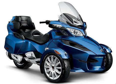 Three-wheeled Motorcycles, Honda S.u.v.'s And Minivans Are