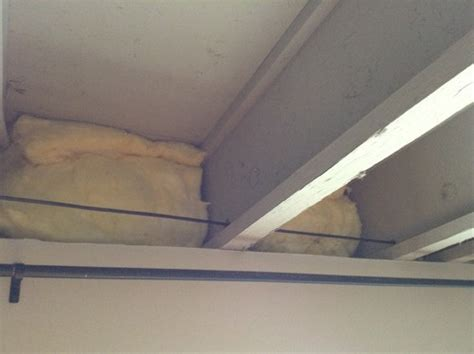 How To Cover Insulation In Basement, Insulation Between