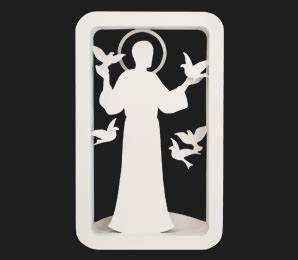 São Francisco Católicos Santos e Divindades Untitled