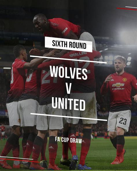 FA Cup quarter-final draw: United to face Wolves   News365 ...