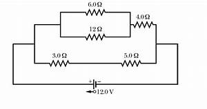 solved a circuit containing five resistors and a 120 v i With what is the equivalent resistance of the five resistors in the circuit