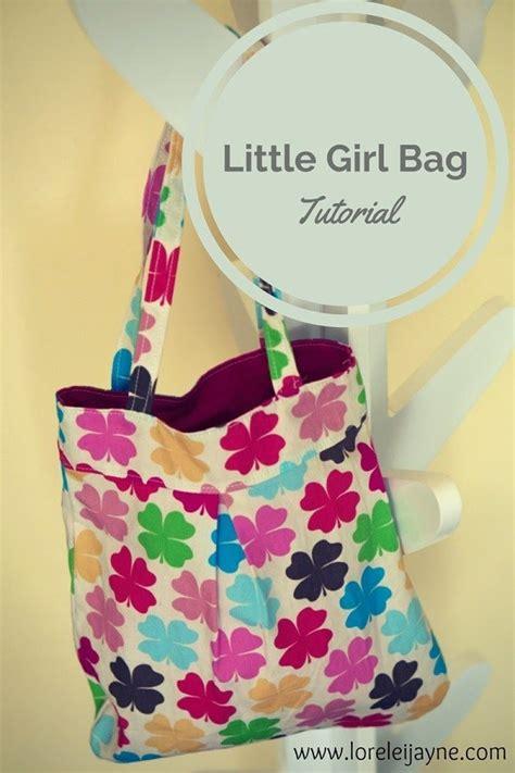 pattern  girls pleated purse sewing