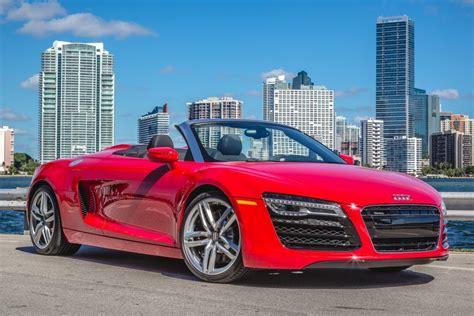 Audi Car Rentals Miami