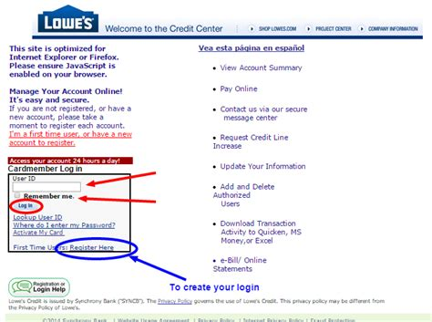 lowes credit card phone number www lowesvisacredit gt pay my lowes hardware credit