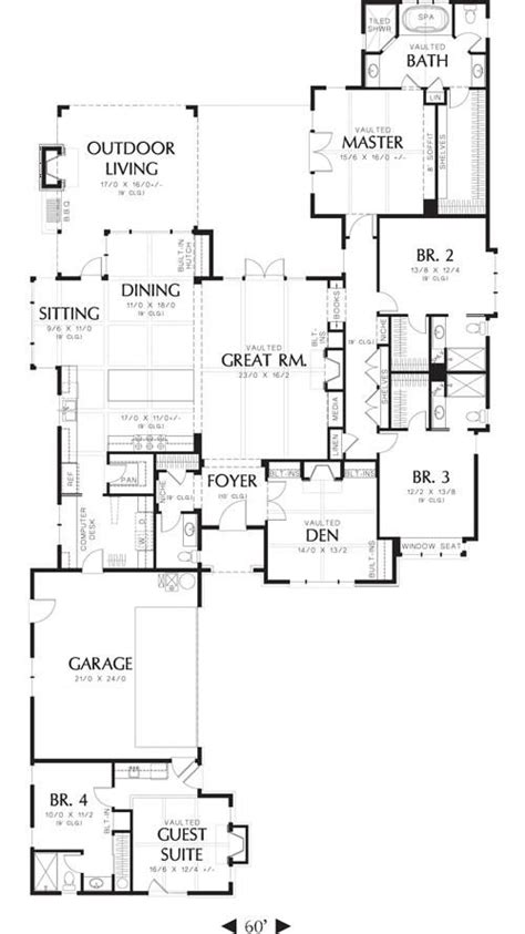 31 best images about house designs with inlaw quarters on