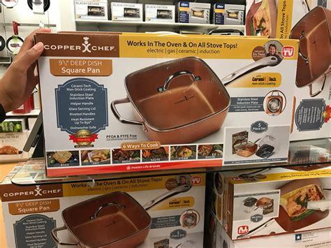 copper chef  pc cooking set      kohls