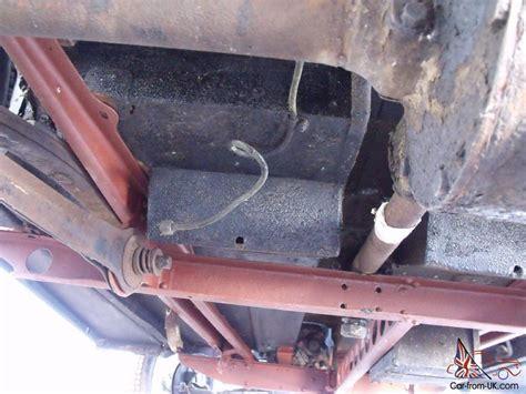 austin  rp box saloon restoration project vscc