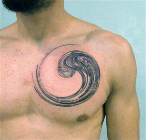 enso tattoo designs  men zen japanese ink ideas