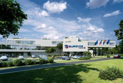Eurovia Si Eurovia Cs Se Bude Stěhovat Do Nového Sídla Které Si Staví