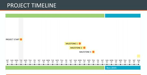 project timeline template  excel  word