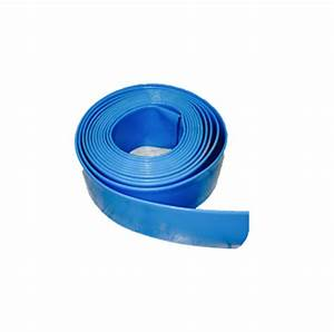 Tuyau Polyéthylène 25 100m : tuyau plat pour refoulement et irrigation d 39 eau pression ~ Dailycaller-alerts.com Idées de Décoration
