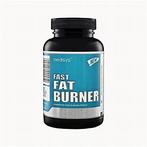 Medisys Fast Fat Burner 90 Capsules Online In India   Best Prices