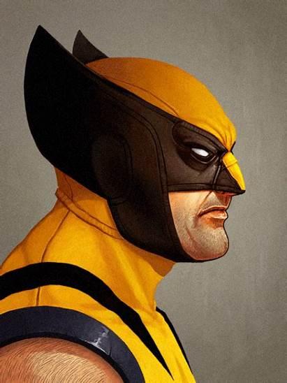 Wolverine Marvel Mike Mitchell Gifs Popsugar