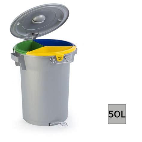 poubelle cuisine plastique les 25 meilleures idées concernant poubelle jaune sur