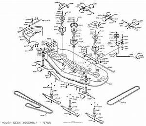 Dixon Ztr 5020  1998  Parts Diagram For Mower Deck 60 U0026quot
